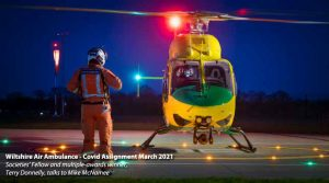 Wiltshire Air Ambulance - Covid Assignment March 2021