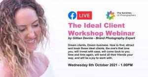 The Ideal Client Workshop Webinar by Gillian Devine