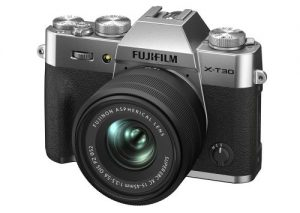 Fujifilm launches mirrorless digital camera – FUJIFILM X-T30 II