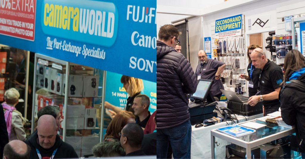 CameraWorld London Photo Convention