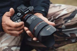 Samyang Zoom Lens